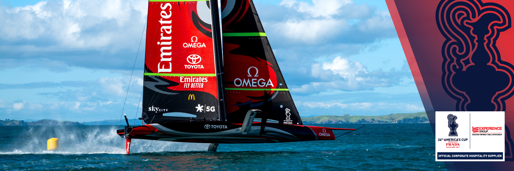 Experience Group - 36th Americas Cup