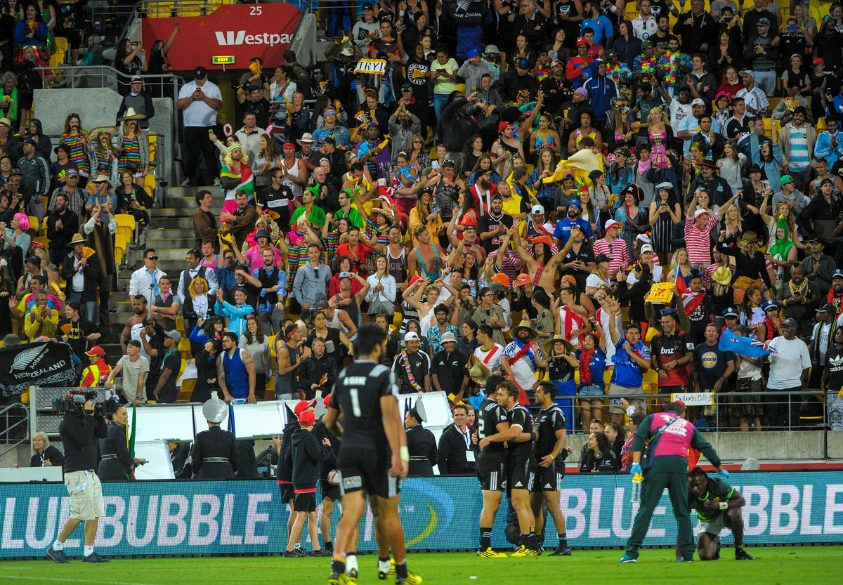 Wellington All Blacks Sevens