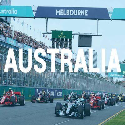 Australian Grand Prix 400 x 400