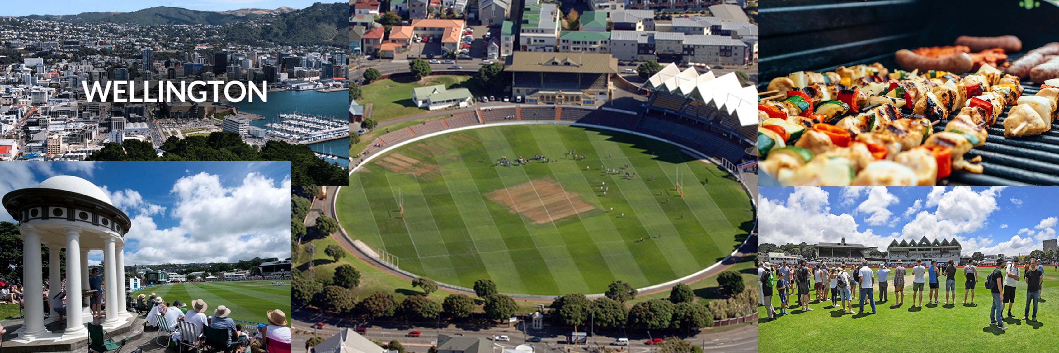 Basin Reserve Experience