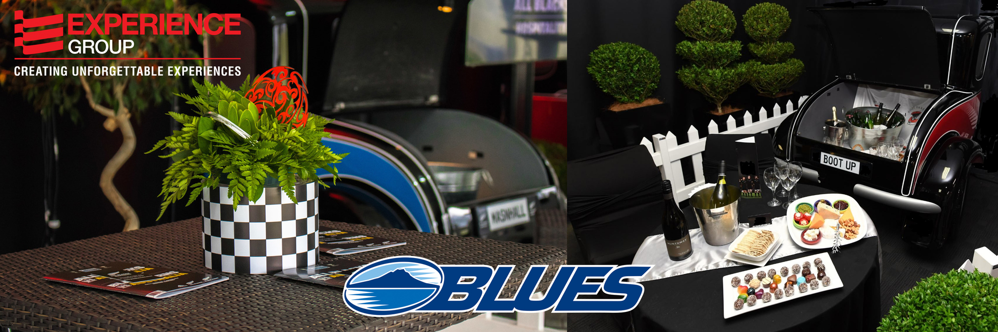Blues Boot Party - Experience Group