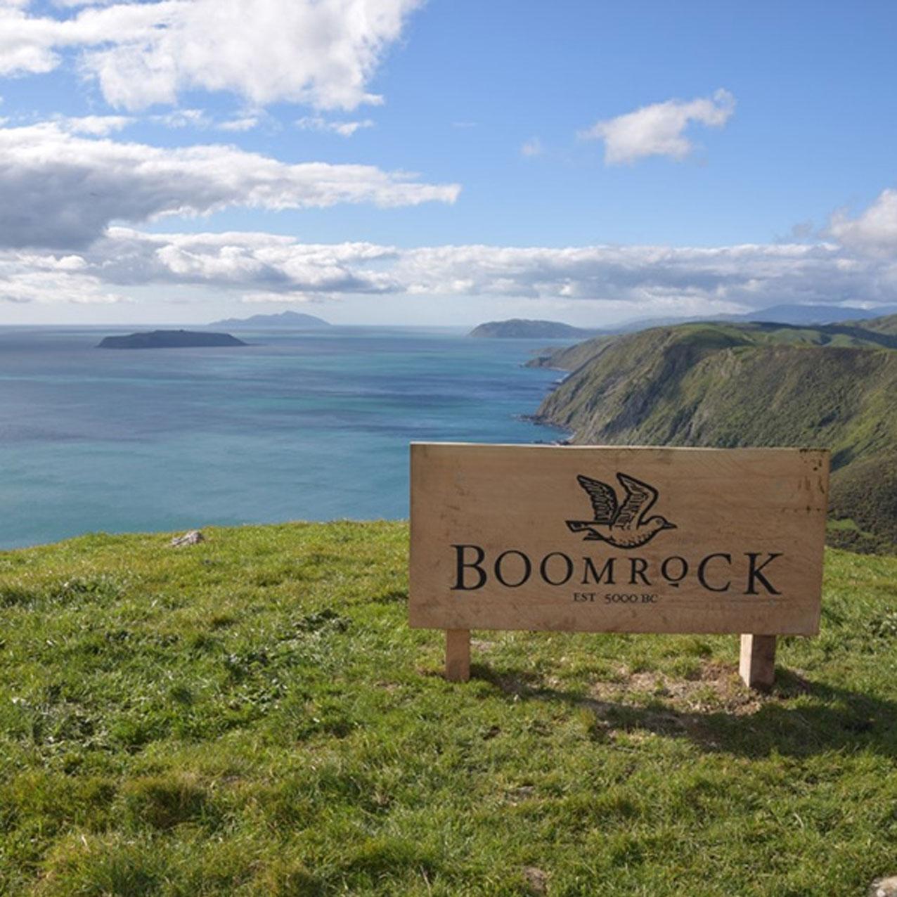 Boomrock, Wellington 450450