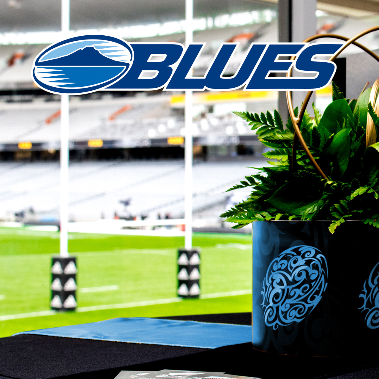 Blues Chairmans Box - Experience Group