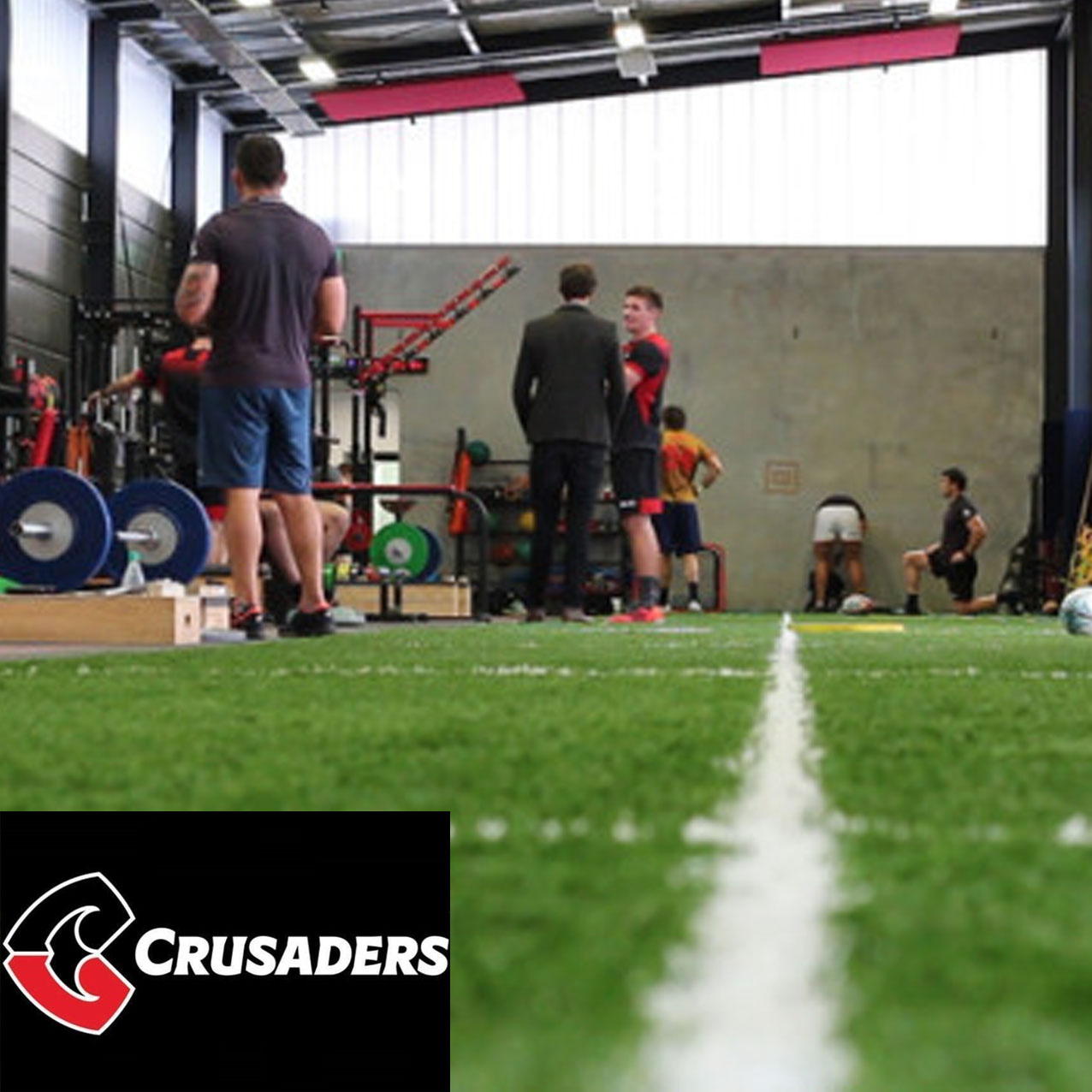 Crusaders Experience by Experience Group 450x450