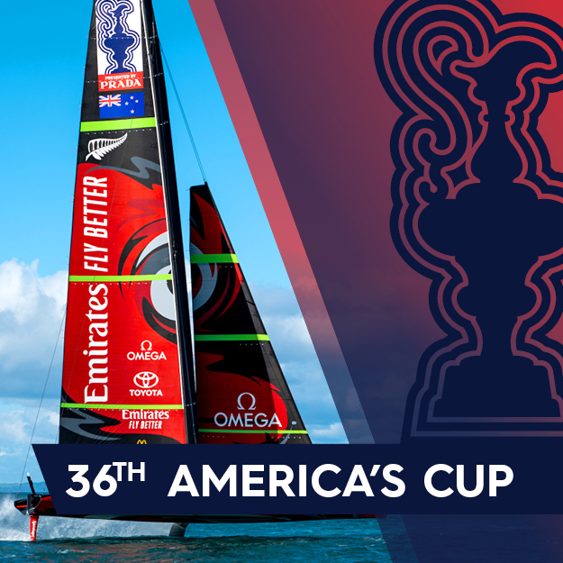 450x America's Cup Tile - Corporate Hospitality - Experience Group