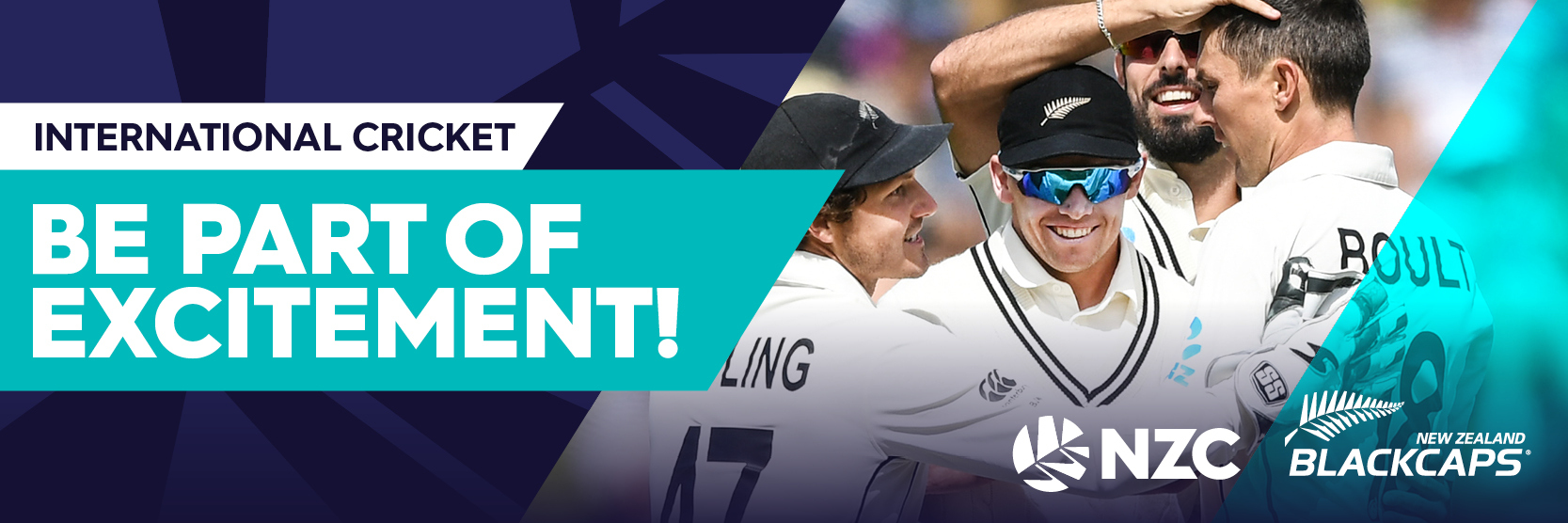 NZ BLACKCAPS Test Cricket