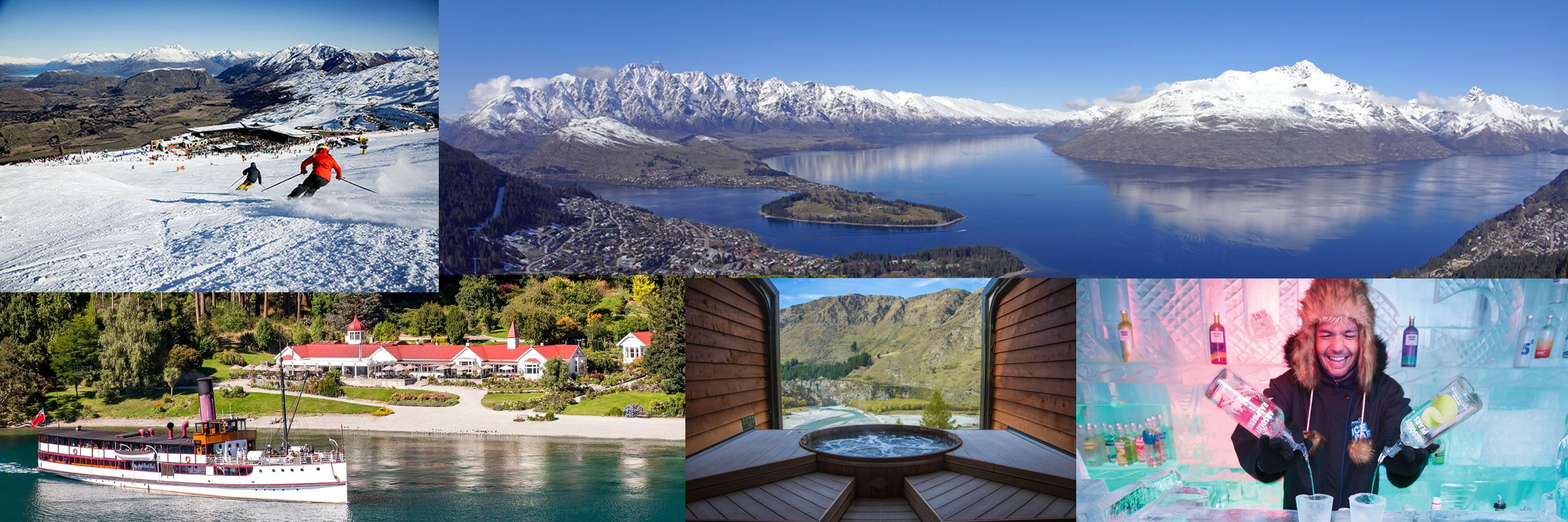 Queenstown with Experience Group 1250x450