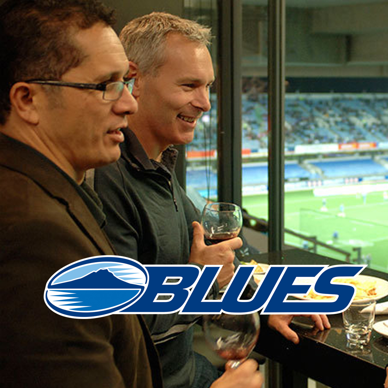 Blues VIP Box - Hospitality - Experience Group