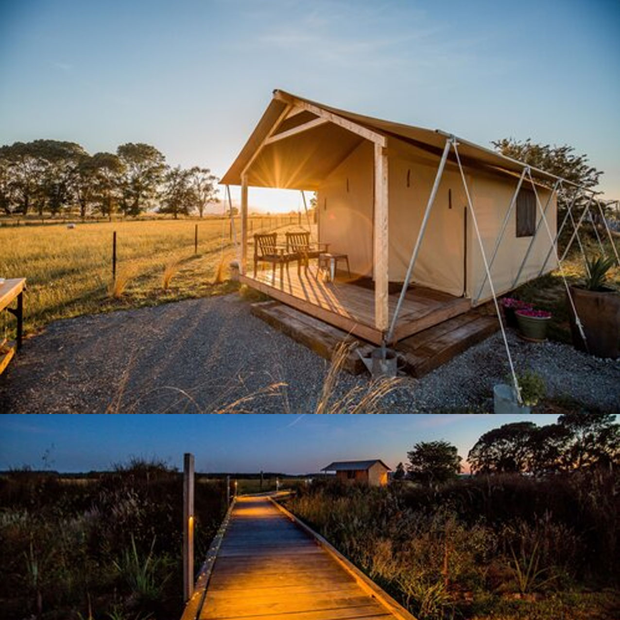 Glamping Nelson - 450x450