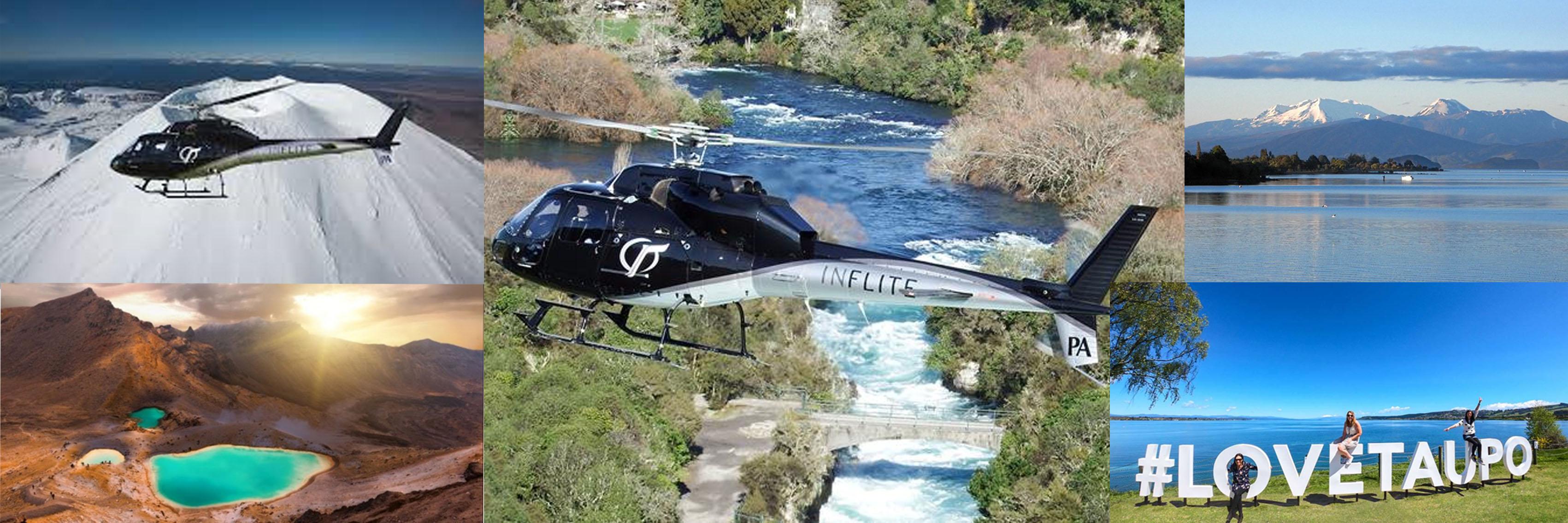 Heli - Taupo Experience 1250x450