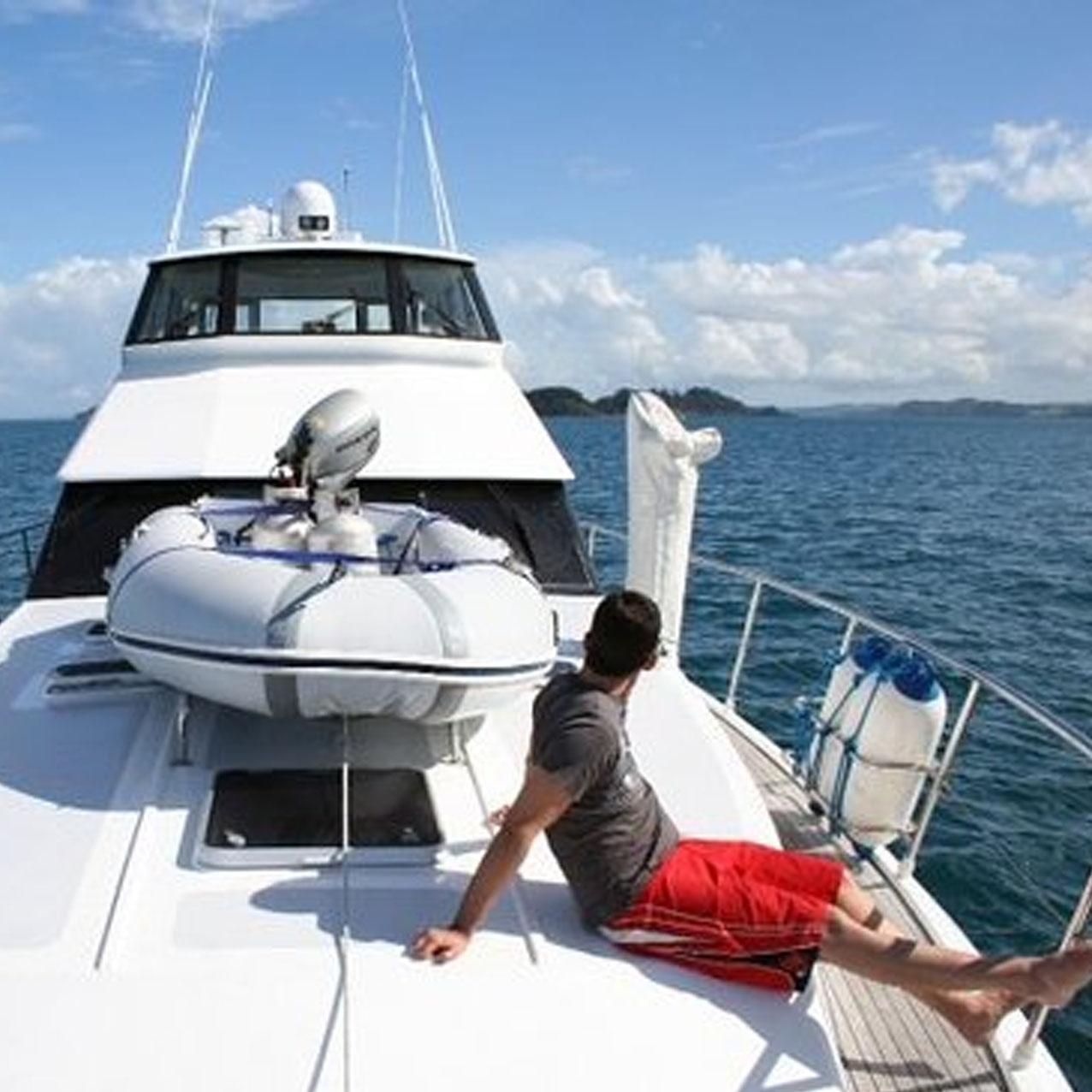 Experience the Hauraki Gulf