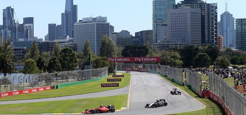 Sport - F1 Melbourne