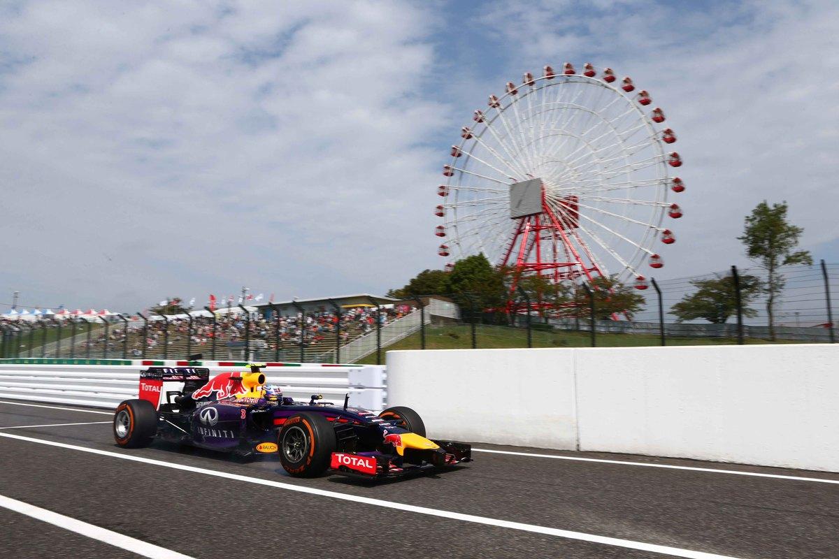 Motorsport - Japanese GP