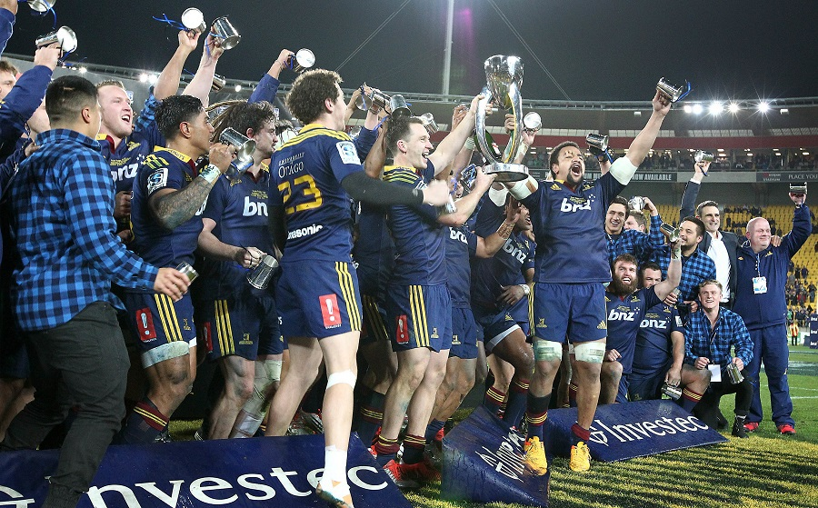 RUGBY - Highlanders Champions