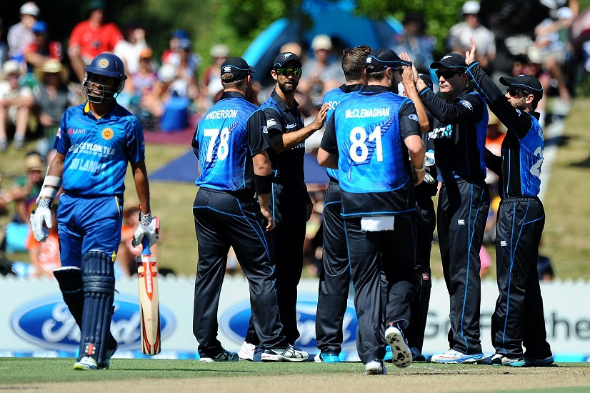 BLACKCAPS ANZ International Series