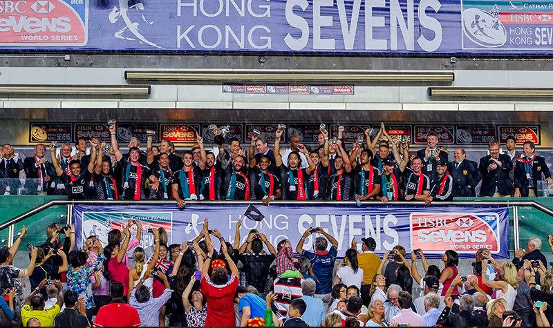 Hong Kong Sevens - NZ Winners